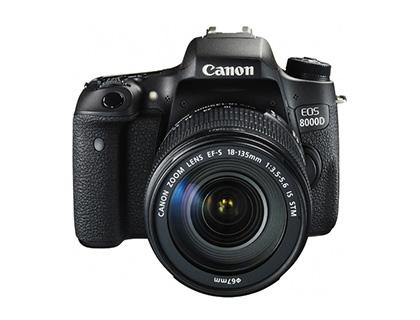 canon eos8000d ファームウェア